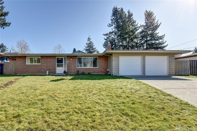 Renton Single Family Home For Sale: 17820 110th Ave SE