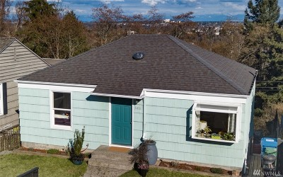 Seattle Single Family Home For Sale: 5416 34th Ave SW