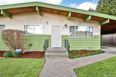 Seattle Single Family Home For Sale: 5996 Rainier Ave S