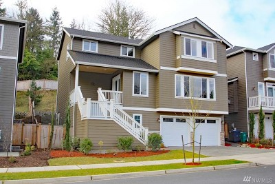 Woodinville Single Family Home For Sale: 15115 NE Woodland Place