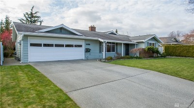 Bellingham WA Single Family Home For Sale: $385,000