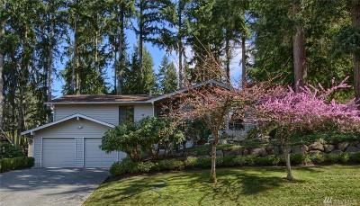 Kirkland Single Family Home For Sale: 6810 119th Ave NE