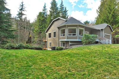 Bellingham WA Single Family Home For Sale: $449,000