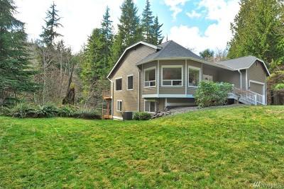 Bellingham Single Family Home For Sale: 23 Lost Lake Lane