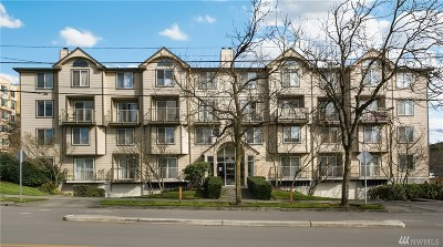 Seattle Condo/Townhouse For Sale: 903 N 130th St #316