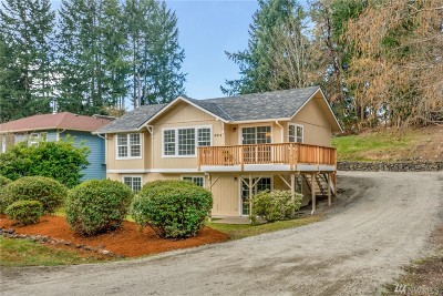 Gig Harbor Single Family Home For Sale: 6914 81st Ave NW