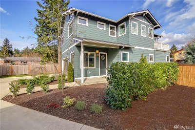 Seattle Single Family Home For Sale: 2342 NE 127th St