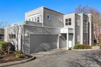 Kirkland Single Family Home For Sale: 11212 NE 106th Place