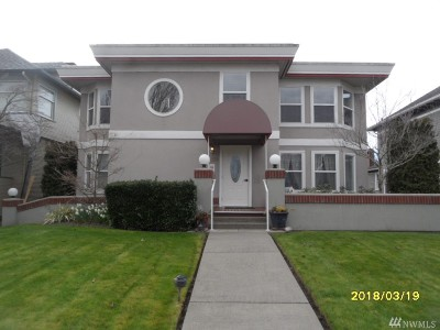 Everett Condo/Townhouse For Sale: 1926 Rucker Ave #2
