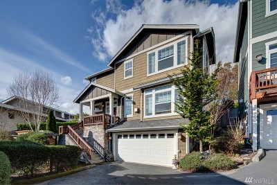 Kirkland Single Family Home For Sale: 11414 99th Place NE #2