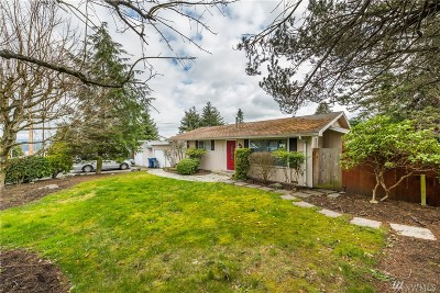 Anacortes Single Family Home For Sale: 2317 D Ave