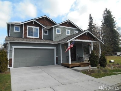 Marysville Single Family Home For Sale: 6101 86th Ave NE