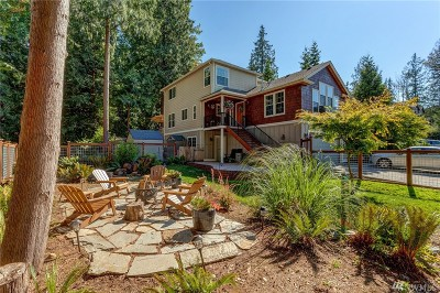 Bellingham Single Family Home For Sale: 4820 Whitney St