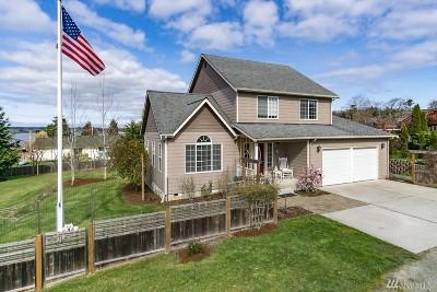 Coupeville Single Family Home Pending Inspection: 629 NE Perkins Rd