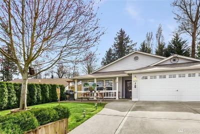 Marysville Single Family Home For Sale: 6610 105th St NE