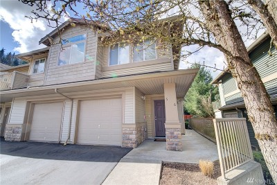 King County Condo/Townhouse For Sale: 15325 SE. 155th Pl. St #G5