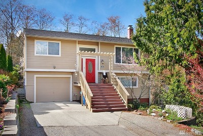 Seattle Single Family Home For Sale: 5445 29th Ave SW