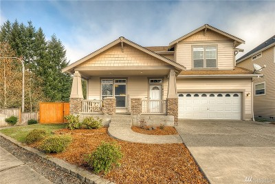 Tumwater Single Family Home For Sale: 1622 52nd Ave SE