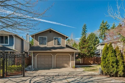 Kirkland Single Family Home For Sale: 1325 6th St
