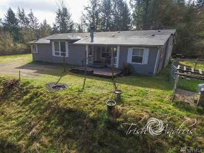 Lakebay WA Single Family Home Contingent: $289,000