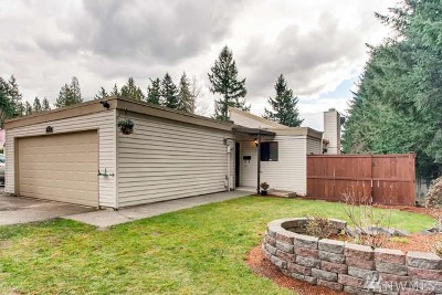 Kent WA Condo/Townhouse For Sale: $342,500