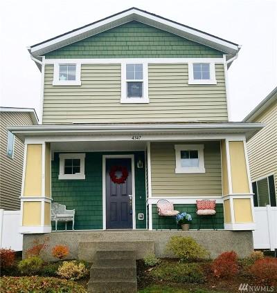 Lacey Single Family Home For Sale: 4347 Crestone St NE