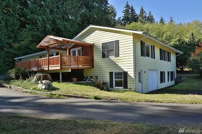 Langley Single Family Home Pending: 4965 Wilkinson Rd