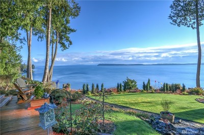 Port Ludlow Single Family Home For Sale: 4071 Paradise Bay Rd