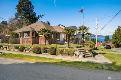 Seattle Single Family Home For Sale: 11519 87th Ave S