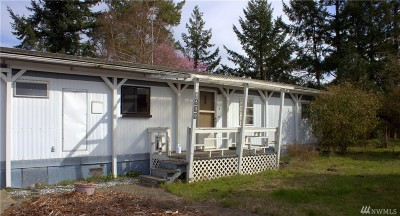 Rochester WA Single Family Home For Sale: $49,900