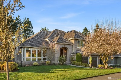 Bellevue Single Family Home For Sale: 13858 SE 62nd St