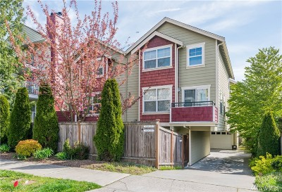 Seattle Single Family Home For Sale: 9506 Interlake Ave N