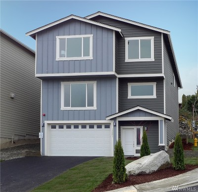 Burien Single Family Home For Sale: 12001 27th Ct S