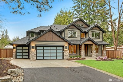 Maple Valley Single Family Home For Sale: 21604 SE 259th St