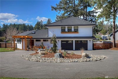 Gig Harbor Single Family Home For Sale: 3106 Horsehead Bay Dr NW