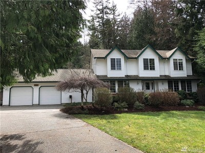 Bellingham Single Family Home For Sale: 2486 Autumnwood Ct