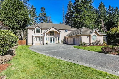 Gig Harbor Single Family Home For Sale: 2219 9th St Ct NW