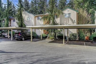 Kirkland Condo/Townhouse For Sale: 14251 73rd Ave NE