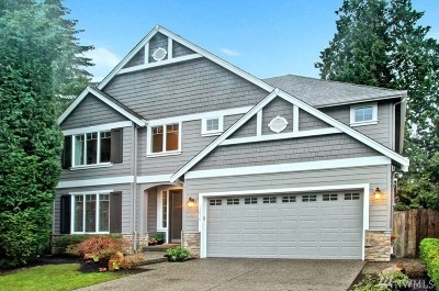 Woodinville Single Family Home For Sale: 13575 NE 202nd St