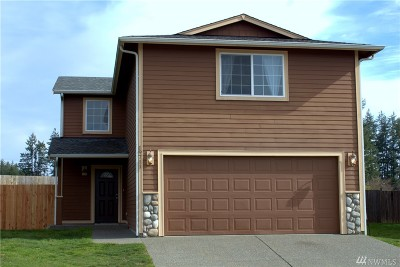 Rochester WA Single Family Home For Sale: $259,900