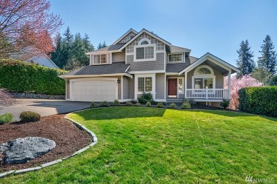 Gig Harbor Single Family Home For Sale: 1122 32nd St Ct NW