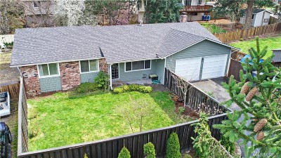 Kirkland Single Family Home For Sale: 11212 127th Ave NE