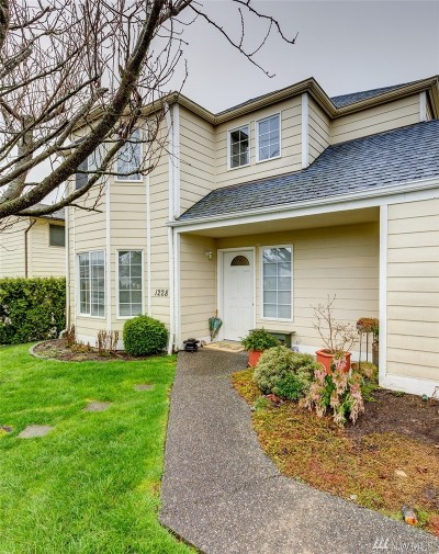 Bellingham Condo/Townhouse For Sale: 1228 Texas St