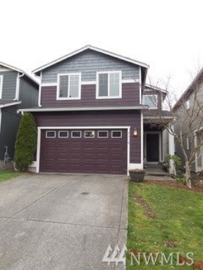 Puyallup Single Family Home For Sale: 7310 176th St Ct E