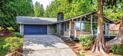 Port Ludlow Single Family Home For Sale: 170 Condon Lane