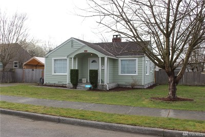 Marysville Single Family Home For Sale: 1616 9th St