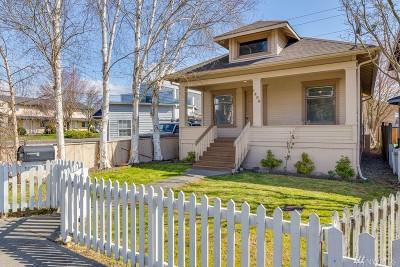 Everett Single Family Home For Sale: 1605 Walnut St
