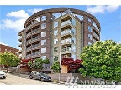 Seattle Condo/Townhouse For Sale: 530 Melrose Ave E #307