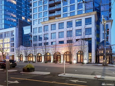 Condo/Townhouse Sold: 2033 2nd Ave #1406