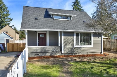 Snohomish Single Family Home For Sale: 811 Baird St